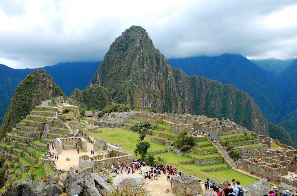 Империята на инките